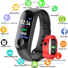 Waterproof Fitness Tracker Pedometer Smart Watches