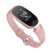 Elegant Fitness Tracker Women's Smart Watches