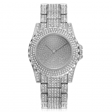 Luxurious Crystal Rhinestone Women's Watches