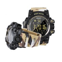 Waterproof Camouflage Patterned Smart Watches