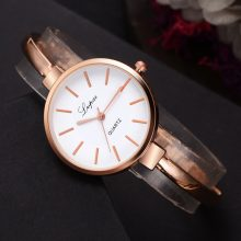 Elegant Minimalistic Stick Dial Women's Watches