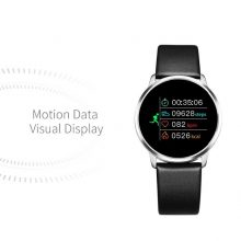 Elegant Steel Multifinctional Pedometer Smart Watches