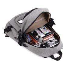 Usb charging computer backpacks travel bag